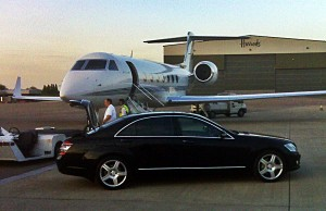 Private Jet FBO Transfers  Robert Armstrong Chauffeurs