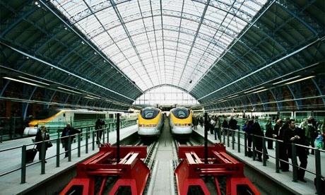 Eurostar Eurotunnel And Europe Robert Armstrong Chauffeurs