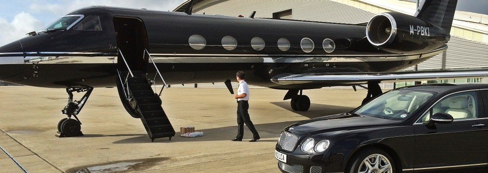 Private Jet FBO Transfers